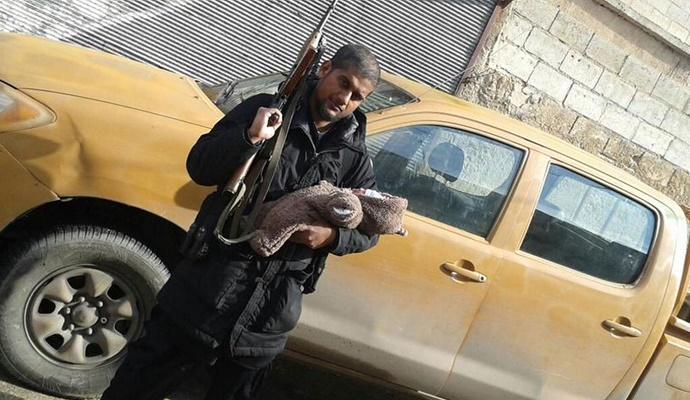 Подозреваемый из пропагандистского видео ИГИЛ может быть британцем