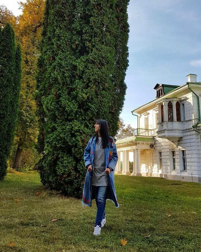 Джамала похвалилася осінньою мандрівкою Україною: яскраві фото (1)
