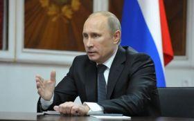 Менше, ніж минулого року: в Кремлі показали декларацію Путіна про доходи