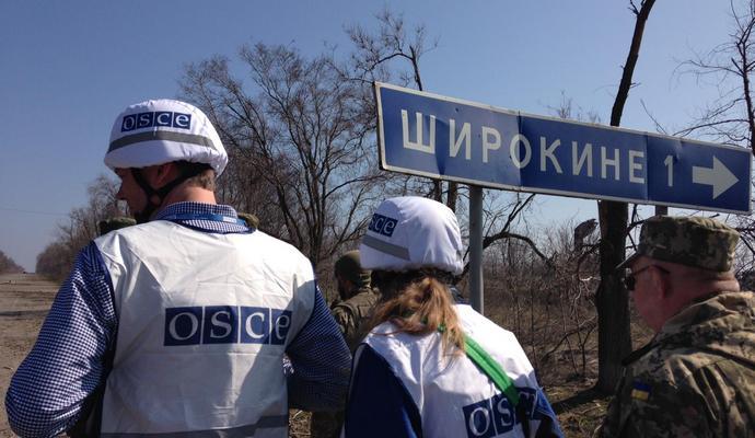 В Широкино количество обстрелов упало до минимума - Генштаб