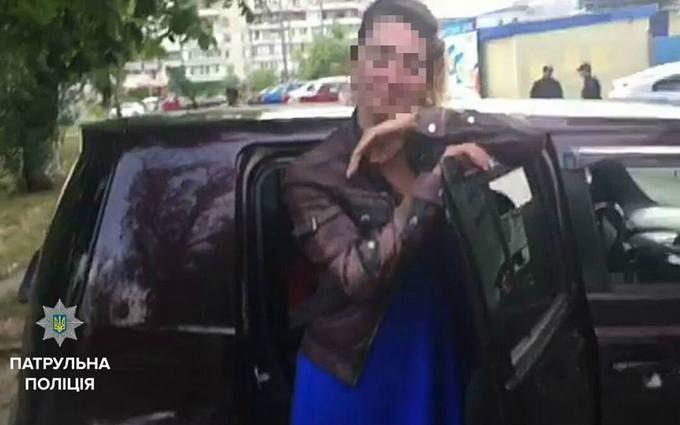 П'яна поліцейська за кермом в Києві: стало відомо про важливе рішення
