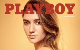 """Playboy сделал читателям оригинальный """"подарок к 14 февраля"""": появилось фото"""