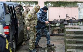 """Кремль планує """"засудити"""" полонених українських моряків: Україна готує жорстку відповідь"""