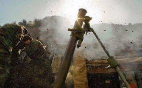 ЗСУ завдали нищівного удару по позиціях бойовиків на Донбасі - видовищне відео
