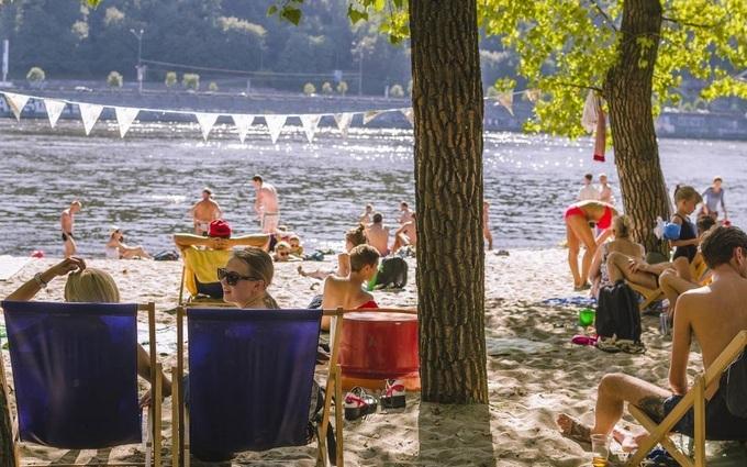 Пляжные комплексы в Киеве: десять лучших зон для летнего отдыха (6)