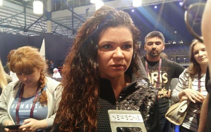 Евровидение 2017: Руслана считает, что выступит нехуже Тимберлейка