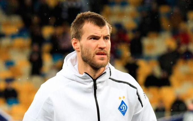 Киевское «Динамо» желает получить от«Наполи» 22 млн евро заЯрмоленко