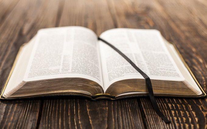 В Украине впервые перевели часть Библии на язык жестов