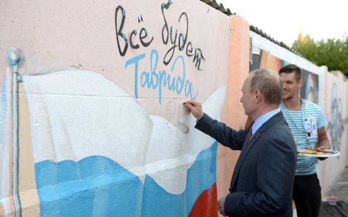 """Путин живет сказками, а с Крымом россияне """"опоздали"""" на сто лет - политолог Орешкин"""