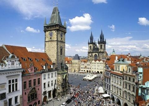 Незабываемый отдых в Праге
