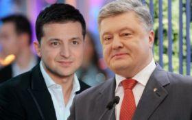 Дебати Петра Порошенко та Володимира Зеленського - онлайн-трансляція