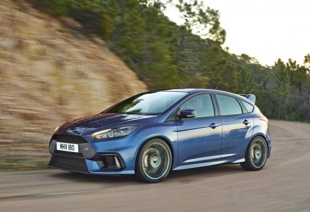 Ford приступил к серийному производству нового Focus RS