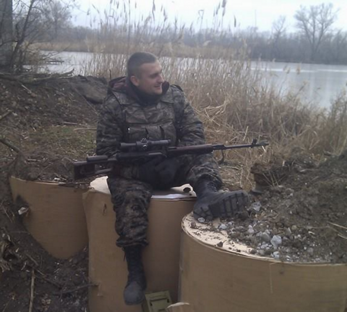 Снайпер АТО: Я не убил, наверное, ни одного простого солдата – это всегда были офицеры (1)