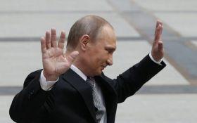 Путин в ответ на обвинения по Сирии попытался отшутиться