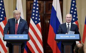 Ганебний виступ: як Захід відреагував на прес-конференцію Трампа та Путіна