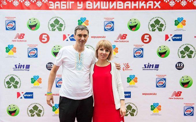 На Русановской набережной стартуют бесплатные беговые тренировки под руководством Александра Кузина