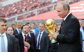 Виліт збірної Росії з ЧС-2018: з'явилася реакція Путіна