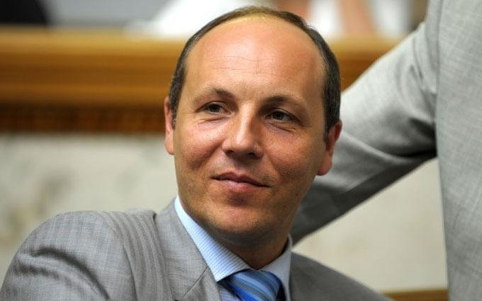 Суперечки про статус Донбасу: Парубій запропонував варіант