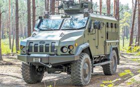 В Украине создали новые бронеавтомобили для Нацгвардии: появились фото