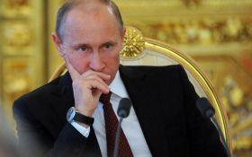 """Путін послав Обамі """"добре"""" привітання з Новим роком"""