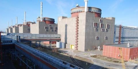 На Запорізькій АЕС відключили третій енергоблок (1)