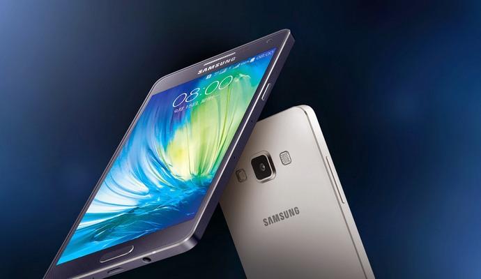 Обзор нового Samsung Galaxy A3