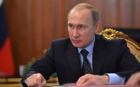 Путін розказав, якою буде реакція РФ на вступ України в НАТО
