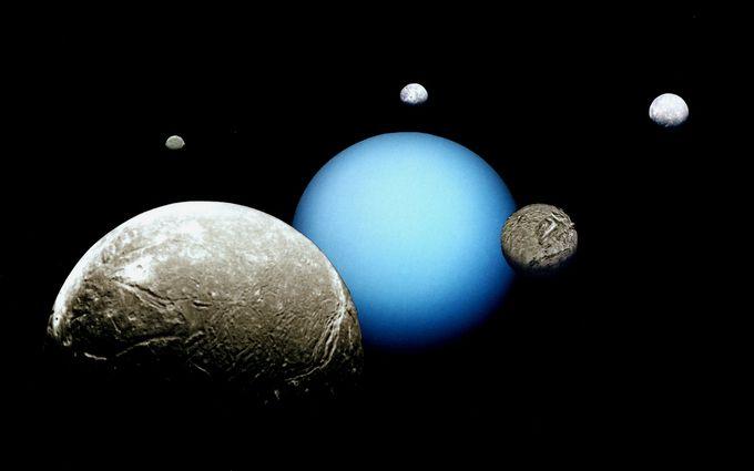 Впечатляющие кадры: Hubble сделал новые снимки ледяных гигантов