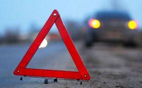 Военный грузовик столкнулся с автобусом с шахтерами на Донбассе, есть пострадавшие