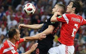 Гравці збірної Хорватії присвятили перемогу над Росією на ЧС-2018 Україна: опубліковано емоційне відео