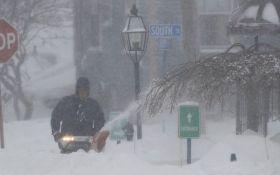 Непогода в США стала причиной смерти уже 10 человек