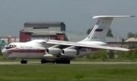 Пропавший в России Ил-76: появилось последнее видео с самолетом
