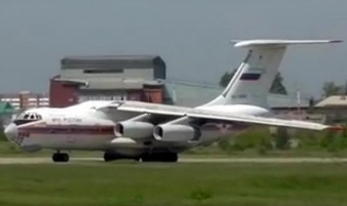 Зниклий в Росії Іл-76: з'явилося останнє відео з літаком