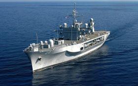 У Чорне море увійшли військові кораблі США: названа причина