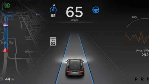Tesla випустила оновлення з системою напівавтономного водіння для електромобілів (1)