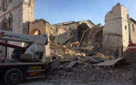 В Италии произошло новое сильное землетрясение: появились видео