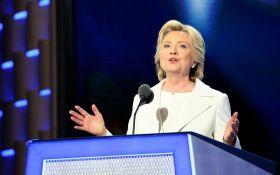 Хиллари Клинтон прокомментировала скандал с Моникой Левински