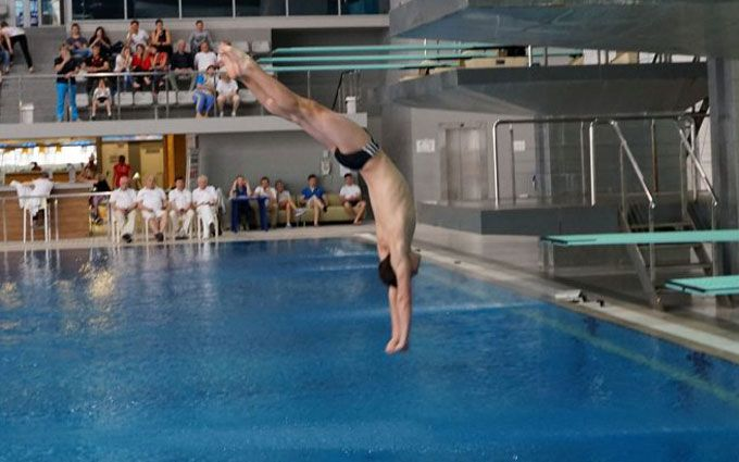 Неудержимый Кваша: результаты третьего дня ЧУ по прыжкам в воду