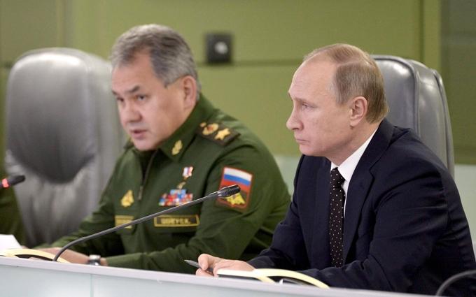 Путин приказал вывести из Сирии российские войска
