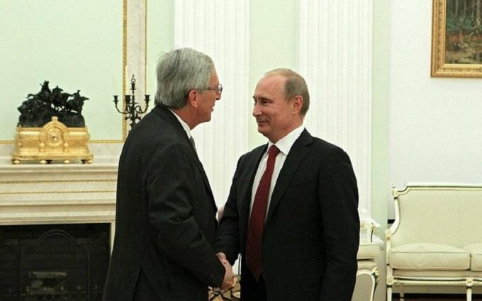 Один з лідерів ЄС їде до Путіна, в Європі стурбовані - західні ЗМІ