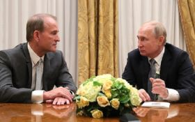 Кум Путіна вперше прокоментував радісне вітання із главою СБУ