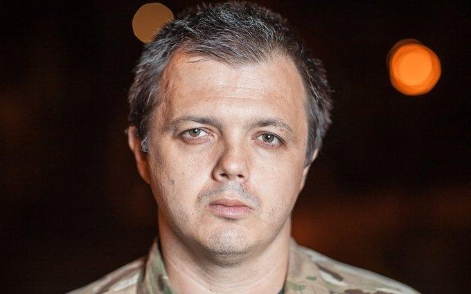 Нардеп и экс-комбат Семенченко будет получать помощь для переселенцев
