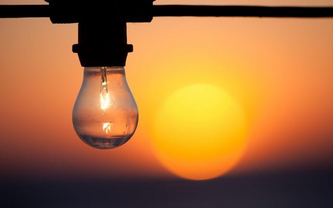 Города оккупированного Крыма снова остались без электричества
