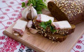 Сало, гірчиця і чорний хліб: Супрун розповіла, які бутерброди корисні для здоров'я