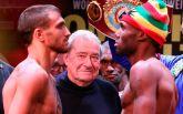 Ломаченко - Уолтерс: видео вечера бокса в Лас-Вегасе