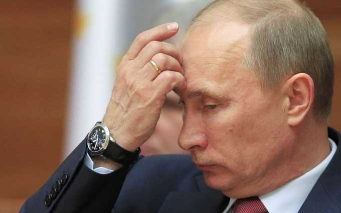 Путін знайшов нові слова для критики Заходу: опубліковано відео