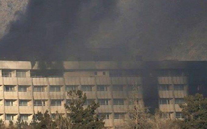 Пострадавшие в теракте в Кабуле украинцы вернулись домой