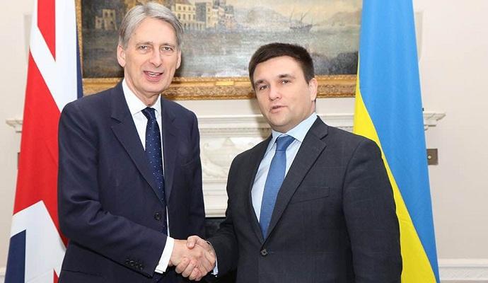 Глава британского МИД посетит Украину в ближайшее время