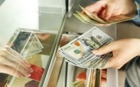 Курсы валют в Украине на пятницу, 24 марта