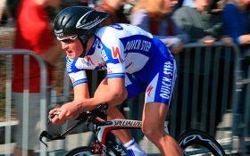 Титулованный украинский велогонщик умер от сердечного приступа